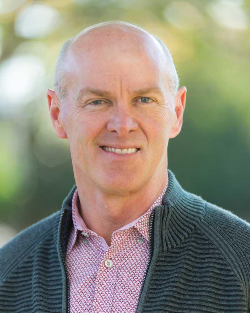 Curtis Ruegg, PhD
